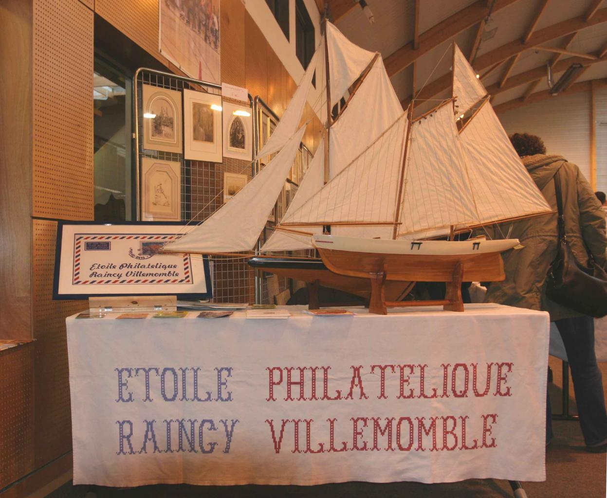 3ème Salon Modélisme, Maquettes et Miniatures à Villemomble